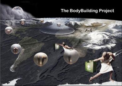 BodyBuilding Book Cover