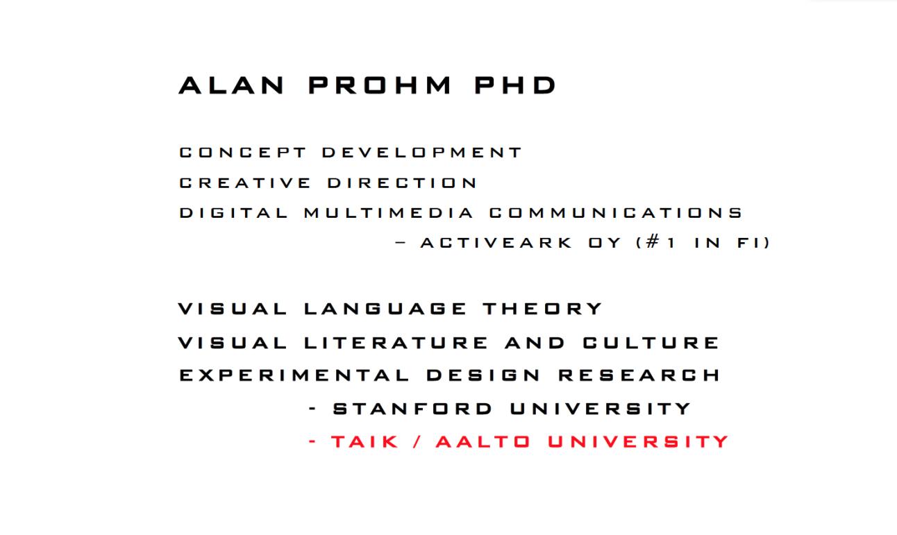 Professorship lecture slides - PDF